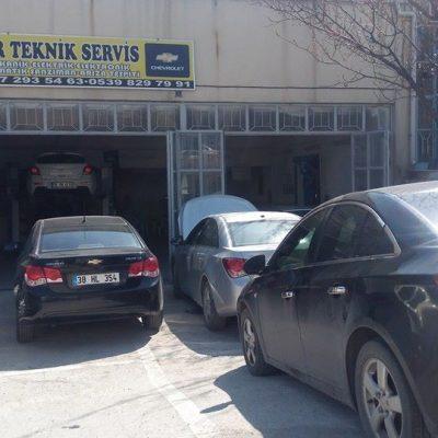 Ankara Chevrolet Toplantisi