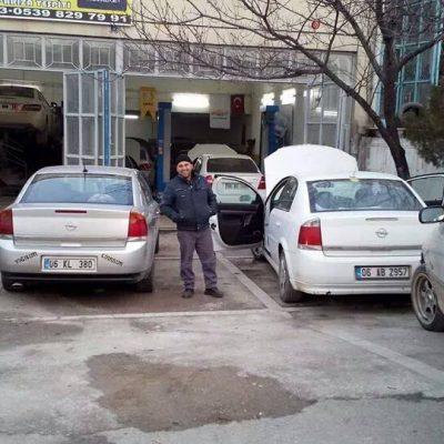 Ankara İvedik oto Tamiri